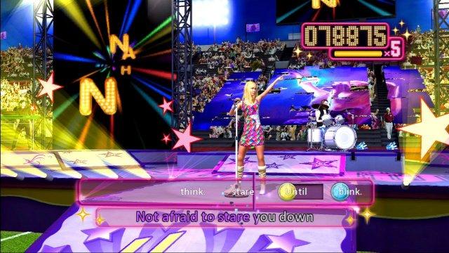 Hannah Montana: The Movie til Xbox 360