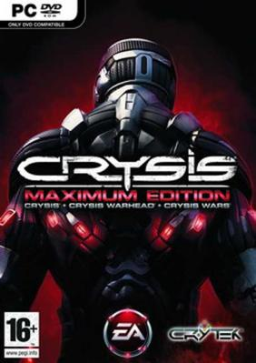 Crysis Maximum Edition til PC