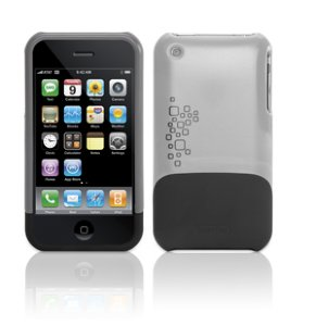 Griffin Nu Form Black for iPhone 3G
