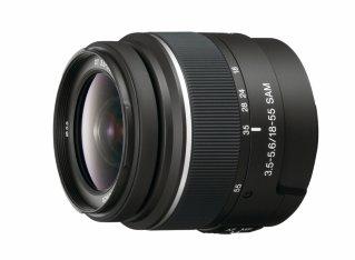 Sony SAL-1855 DT 18-55mm F3.5-5.6 SAM