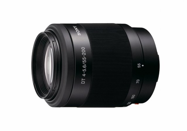 Sony 55-200mm F4-5.6 SAM