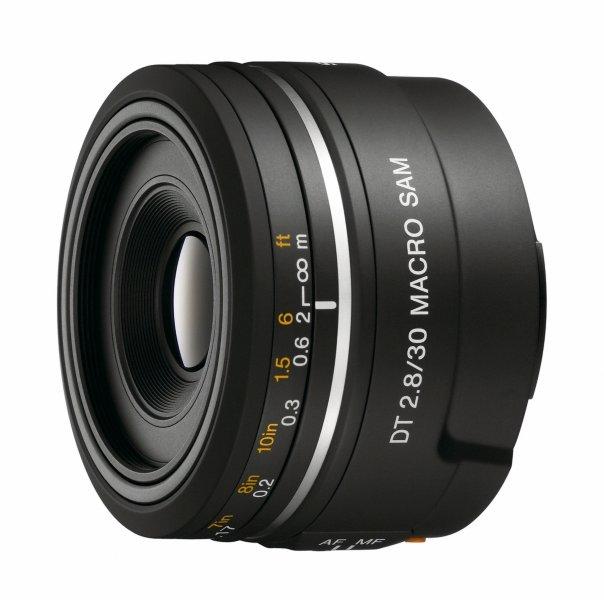 Sony SAL-30M28 DT 30mm F2.8 SAM