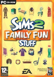 The Sims 2: Familiepakke stæsj til PC