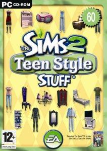The Sims 2: Tenåringsmote stæsj til PC