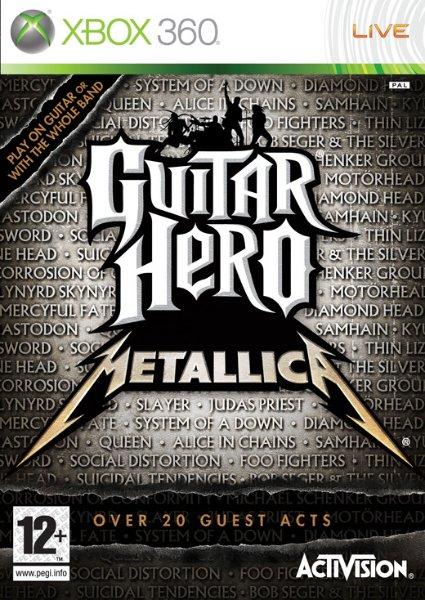 Guitar Hero: Metallica til Xbox 360