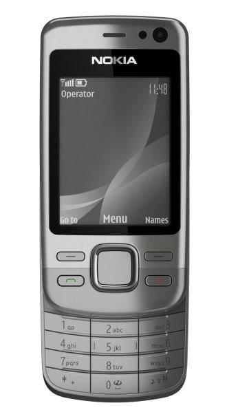 Nokia 6600i Slide med abonnement