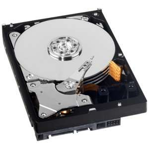 Western Digital AV-GP 500 GB SATA, 8 MB cache