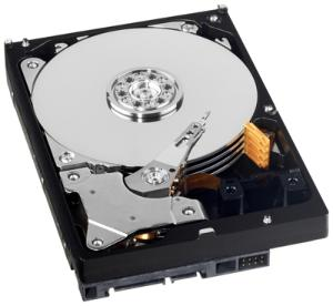 Western Digital AV-GP 250 GB SATA, 16MB cache
