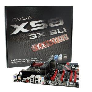EVGA X58 SLI Classified