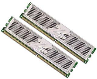 OCZ DDR2 PC2-9600 Platinum Low Voltage 4 GB ( 2x2048 MB )