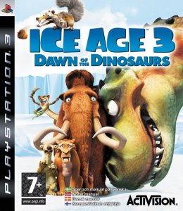 Ice Age 3: Dawn of the Dinosaurs til PlayStation 3
