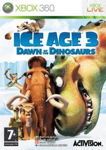 Ice Age 3: Dawn of the Dinosaurs til Xbox 360
