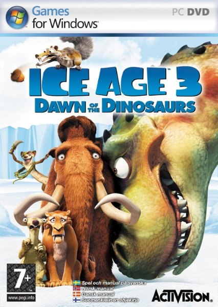 Ice Age 3: Dawn of the Dinosaurs til PC