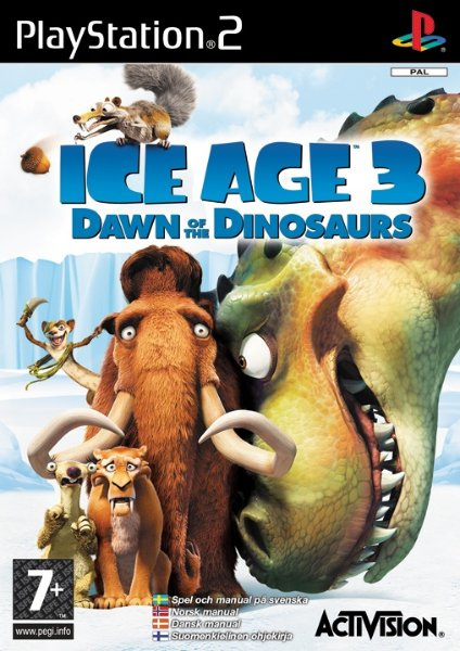 Ice Age 3: Dawn of the Dinosaurs til PlayStation 2