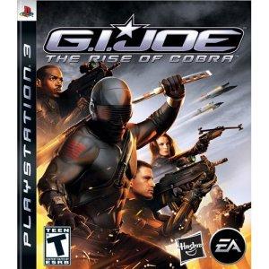 G.I. Joe: The Rise of Cobra til PlayStation 3