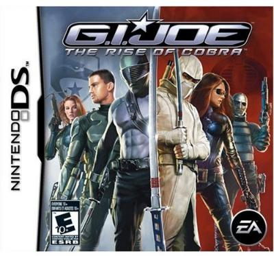 G.I. Joe: The Rise of Cobra til DS