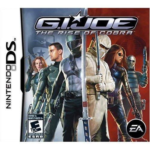 G.I. Joe: The Rise of Cobra til DS