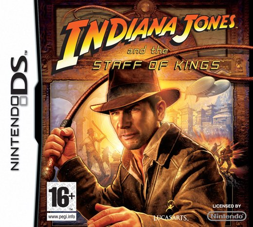 Indiana Jones and the Staff of Kings til DS