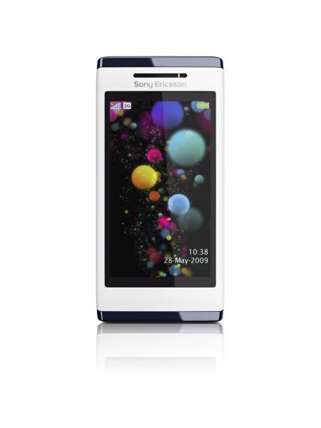 Sony Ericsson Aino med abonnement