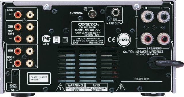 Onkyo CS-725