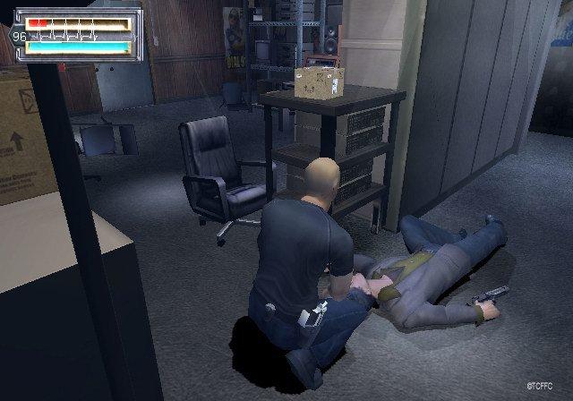 The Shield til PlayStation 2