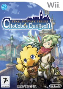 Final Fantasy Fables: Chocobo's Dungeon  til Wii