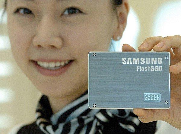 Samsung SSD 256 GB