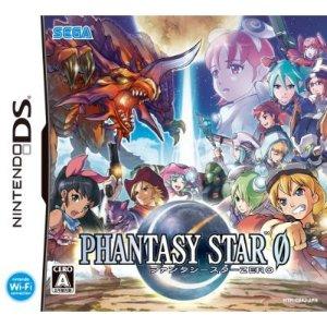 Phantasy Star Zero til DS