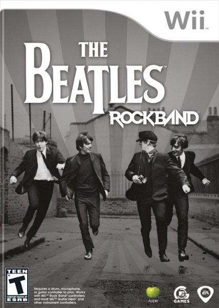 The Beatles: Rock Band til Wii