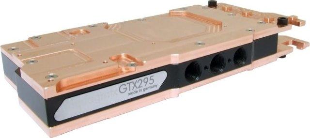 AquaComputer AquagraFX GTX 295