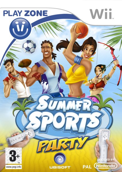 Summer Sports Party til Wii