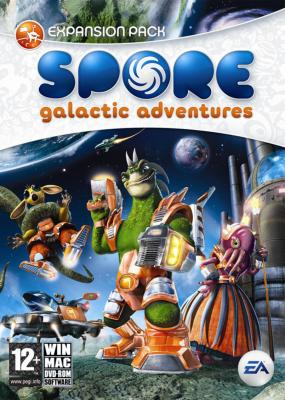 Spore: Galactic Adventures til PC