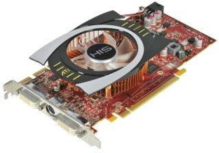 HIS Radeon HD 4770 512 MB