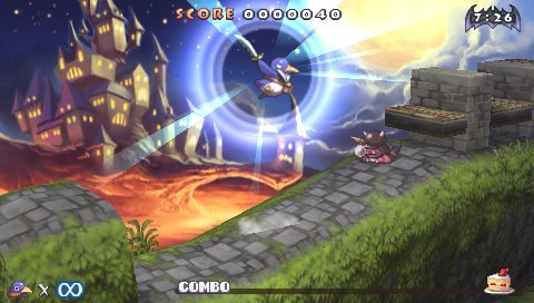 Prinny: Can I Really Be the Hero?  til PSP