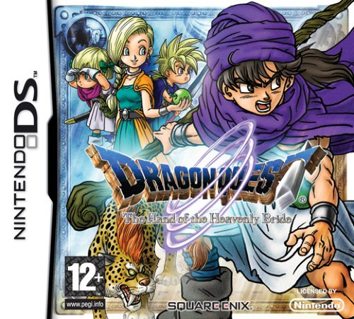 Dragon Quest: The Hand of the Heavenly Bride