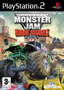 Monster Jam: Urban Assault til PlayStation 2