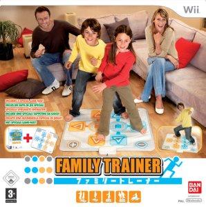 Family Trainer til Wii
