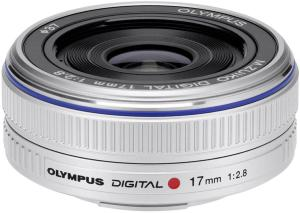 Olympus M.Zuiko Digital 17mm 1:2.8 Pancake