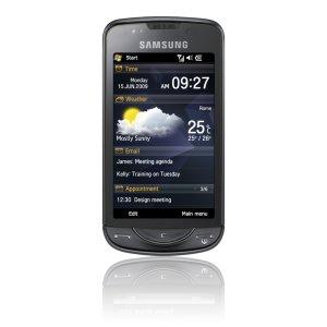 Samsung B7610 Omnia Pro med abonnement