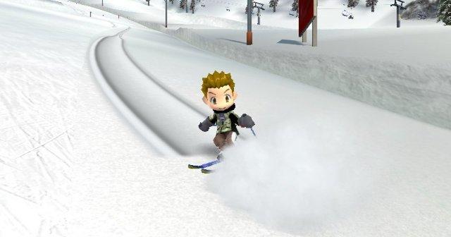 Family Ski & Snowboard til Wii