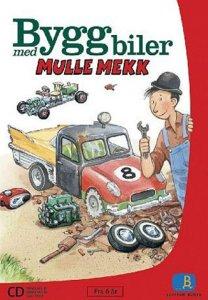 Bygg biler med Mulle Mekk til PC