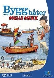 Bygg båter med Mulle Mekk til PC