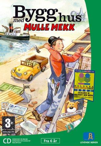 Bygg hus med Mulle Mekk til PC