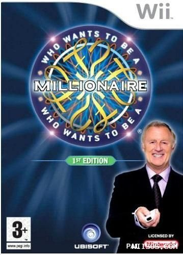 Who Wants to Be a Millionaire? til Wii
