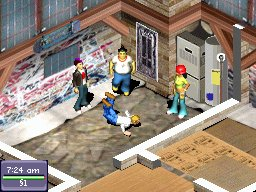 The Urbz: Sims in the City til DS