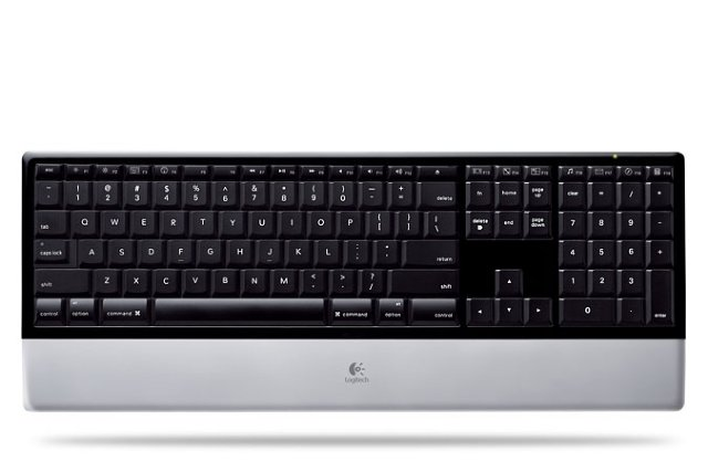 Logitech diNovo Keyboard Mac Edition