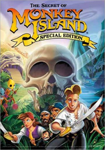 The Secret of Monkey Island (Special Edition) til PC