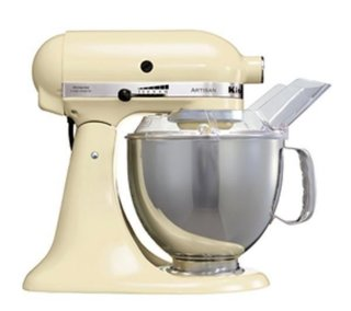 KitchenAid 5KSM150 Krem