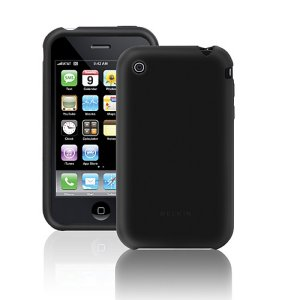 Belkin Silicon Sleeve 2-pack for iPhone 3G