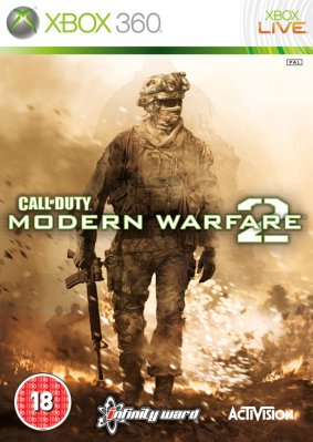 Call of Duty: Modern Warfare 2 til Xbox 360